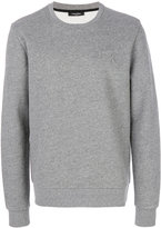 Calvin Klein logo embossed sweatshirt - men - Cotton/polyester - M