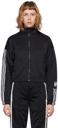 adidas Black Adicolor Track Jacket