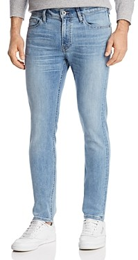 Paige Lennox Slim Fit Jeans in Renner - 100% Exclusive