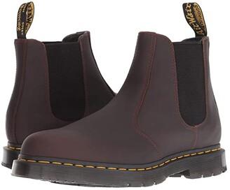 Dr. Martens 2976 Wintergrip (Cocoa Snowplow Waterproof) Men's Boots