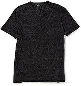 Calvin Klein Jeans Modern Slub Short-Sleeve V-Neck
