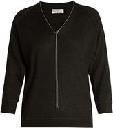 Brunello Cucinelli Cashmere-blend sweater