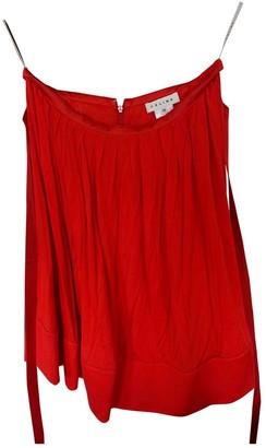 Celine Red Skirt for Women Vintage