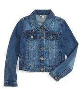 Calvin Klein Girl's Denim Jacket