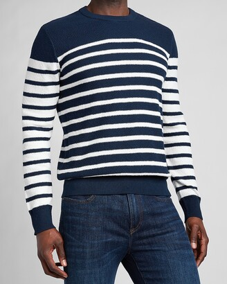Express Striped Long Sleeve T-Shirt