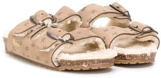 Bobo Choses stars print sandals
