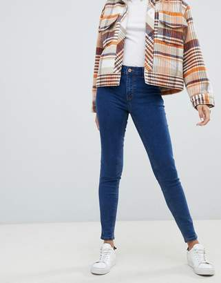New Look jeans with skinny fit in blue