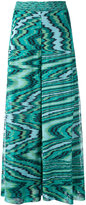 Missoni knitted palazzo pants - women - Cotton - 40