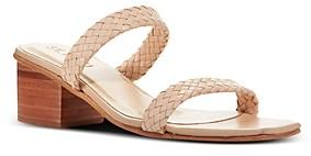 ST. AGNI Women's Camille Braided Sandals