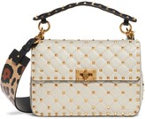Valentino Garavani Spike It Leather Shoulder Bag