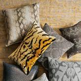 Williams-Sonoma Serpent Skin Pillow Cover