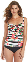Jantzen Harbour Beauty Floral Tankini Top