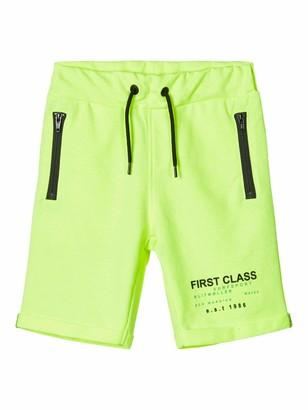 Name It Boy's Nkmhornshark Sweat Shorts Unb