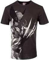 Wolverine Marvel Men's Profile T-shirt Grey