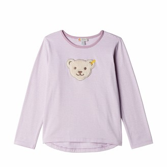 Steiff Girl's T-Shirt Longsleeve Long Sleeve Top