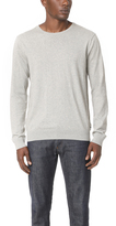 Scotch & Soda Classic Melange Crew Neck Sweater