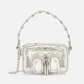 Nunoo Women's Molly Candy Cross Body Bag - Silver