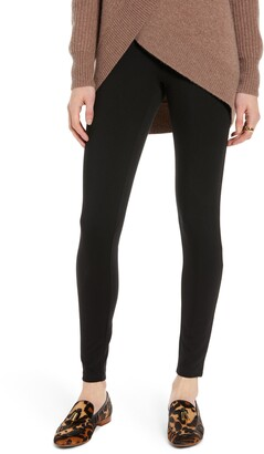 Halogen High Waist Ponte Leggings
