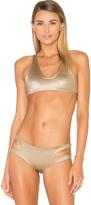 Indah Sasha Shimmer Bikini Top