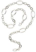 Liz Claiborne Oval Link Chain Belt