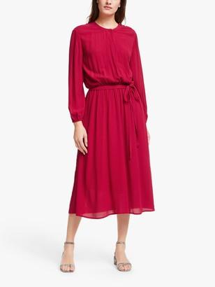 John Lewis & Partners Soft Texture Dress