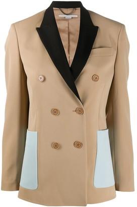 Stella McCartney Button-Front Blazer