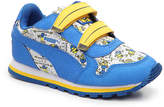 Puma Boys Minions ST Runner V Toddler & Youth Sneaker -Blue/White/Yellow