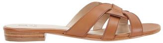 Tegan Jane Debster Jane Debster Cognac Glove Sandal