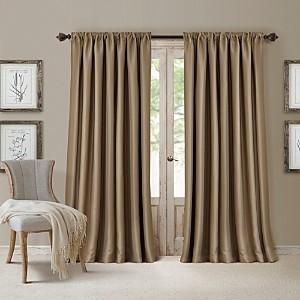 Elrene Home Fashions All Seasons Blackout Curtain Panel, 52 x 108