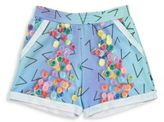 Terez Girl's Gumball Explosion Shorts