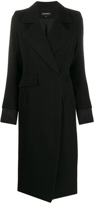 Ann Demeulemeester Concealed Fastening Double-Breasted Coat