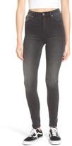 Vigoss Women's Rebel High Waist Skinny Jeans