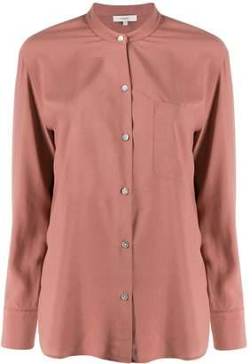 Vince button-down long sleeve shirt