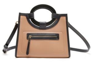 Like Dreams Origami Handle Handbag