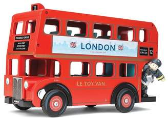 Le Toy Van Red London Bus