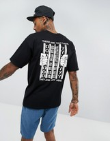 Obey T-shirt With Laws Back Print