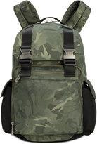 Jack Spade Men's Waxwear Camo Army Backpack
