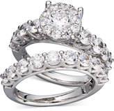 Macy's Diamond Bridal Ring Set in 14k White Gold or Gold (2 ct. t.w.)