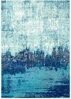 nuLoom Henrey Rug - Blue