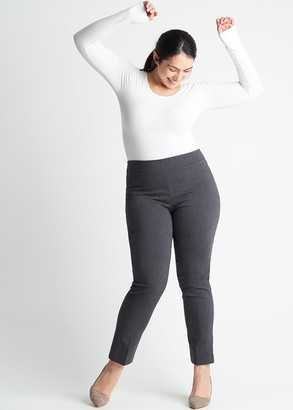 Yummie Pull On Tummy Control Slim Leg Pant