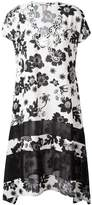 Antonio Marras floral print dress