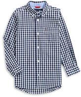 Tommy Hilfiger Checkered Button-Down Shirt