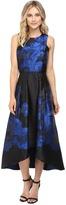 Shoshanna Coraline High-Low Dress