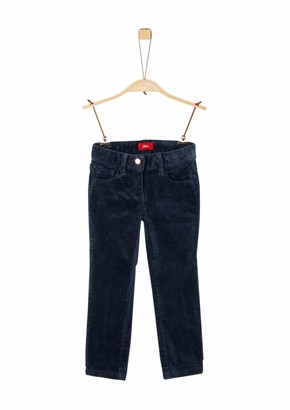 S'Oliver Girl's 53.908.73.2138 Trouser