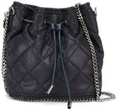 Stella McCartney Falabella bucket bag - women - Polyester/Metal (Other) - One Size