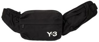 Y-3 Black Sling Bag