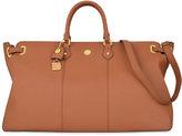 Joy Mangano Christie Leather Weekender Bag