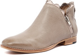 Mollini Whirl Taupe Leather/Pale Pink