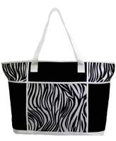 Condura Ettalong Beach Zebra Bag