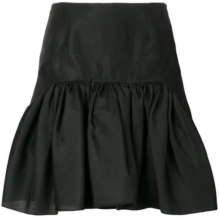 Antonio Berardi flared mini skirt